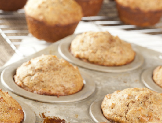 Yummy Health NUT Muffins